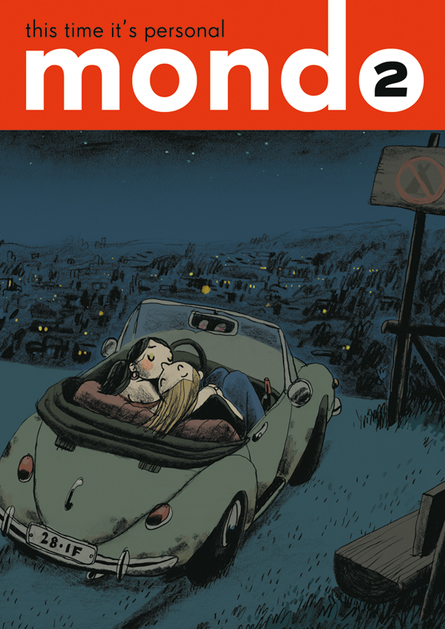 Mondo #2: This Time It's Personal