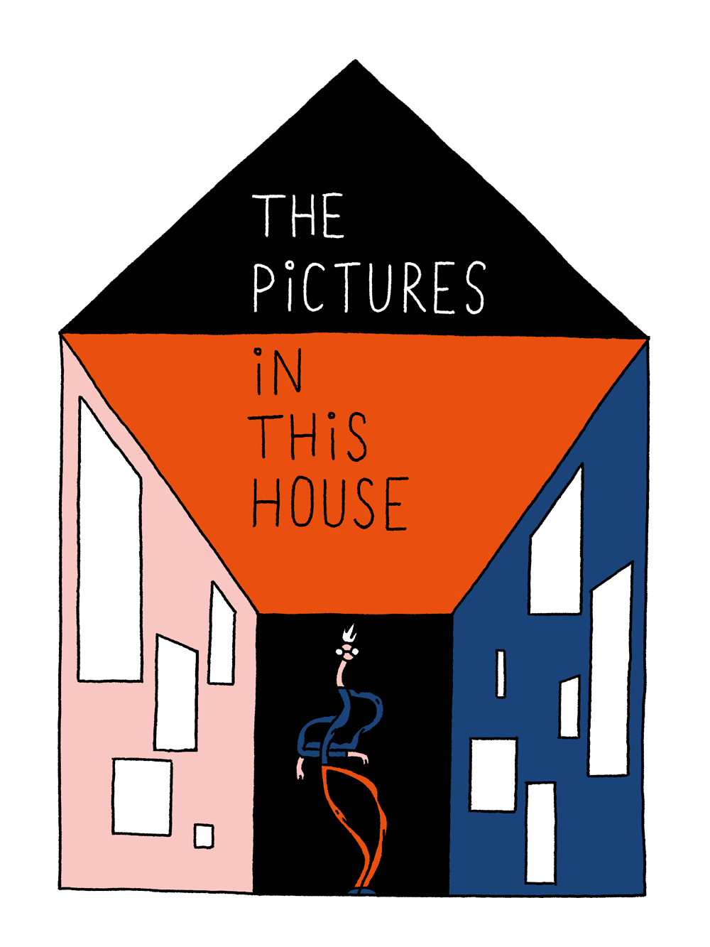 The Pictures In This House Cover